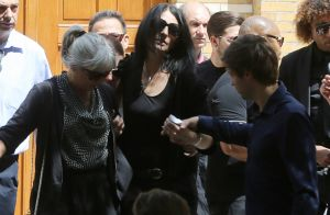 Mort de Ludovic Chancel : Sa fiancée Sylvie Ortega Munos craque aux obsèques