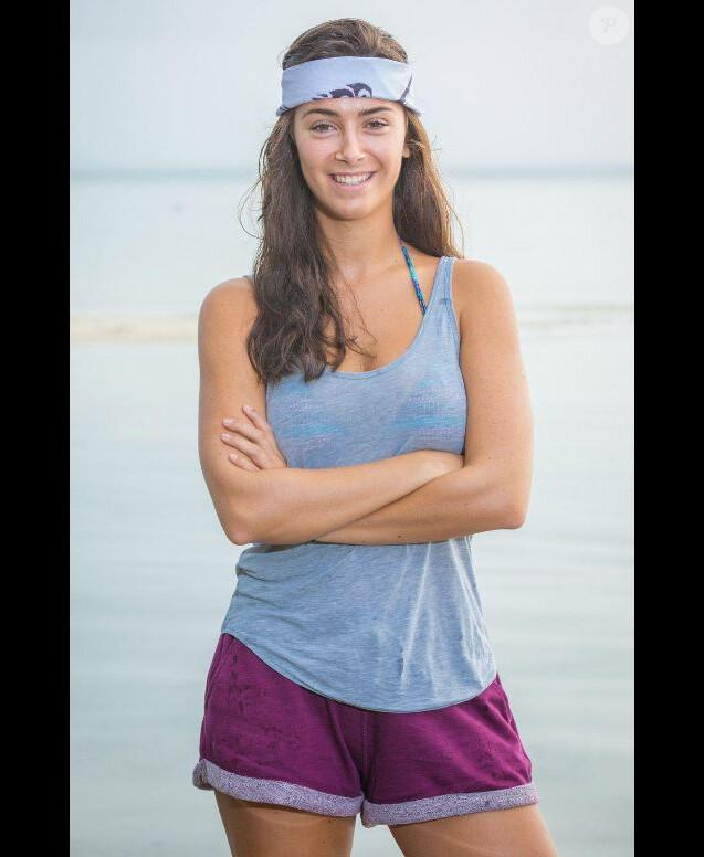 """Mathilde, candidate de """"Koh-Lanta Cambodge"""", TF1"""