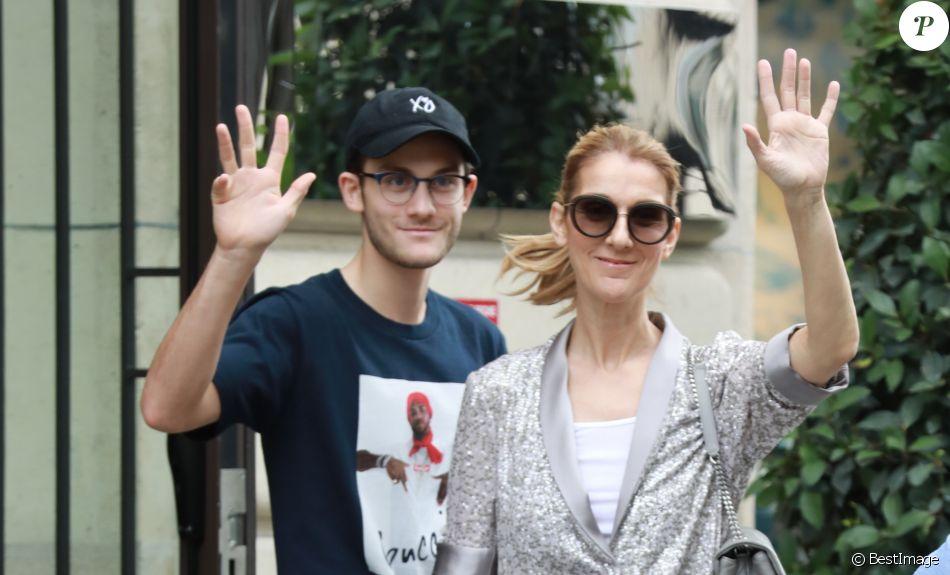 Celine Dion Son 2017