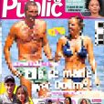 Couverture du magazine Public, en kiosque le vendredi 21 juillet 2017.