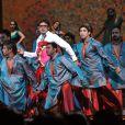 La comédie musicale Bharati