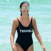 Ludivine Sagna : Des problèmes, quels problèmes ? Toujours une bombe à Miami