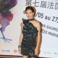 Joyce Jonathan - Photocall de la cérémonie d'ouverture du festival de cinéma chinois en France au cinéma Gaumont Champs-Elysées Marignan à Paris, France, le 15 mai 2017. © CVS/Bestimage
