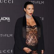 Kim Kardashian bientôt maman : Sa mère porteuse est bel et bien enceinte !