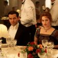 Billy Zane et Kate Winslet dans Titanic en 1997