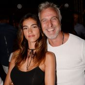 David Ginola et sa jeune compagne Maeva, inséparables à Saint-Tropez
