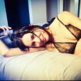 Lou Guerineau très sexy sur Instagram, en novembre 2016.