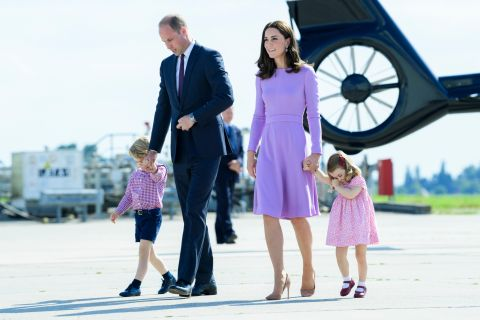 Kate Middleton et William : On leur intime de ne pas faire de 3e enfant...