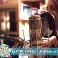 Elodie Frégé interprète  Je m'ennuie la nuit sans toi , une chanson écrite par Jeanne Moreau et extraite du film  Le Jardin qui bascule , pour l'album hommage à l'accordéon  Accordéons-nous , maintenant disponible.
