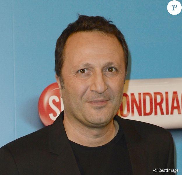"""Arthur Avant-première du film """"Supercondriaque"""" au Gaumont Opéra à Paris, le 24 février 2014."""
