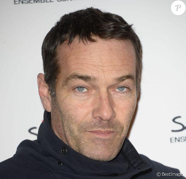 Marc-Emmanuel Dufour, à la soirée au Sidaction 2015, à Paris, le 2 mars 2015.
