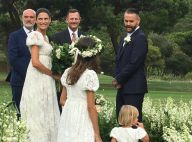 Bianca Balti s'est mariée avec Matthew McRae : Sublime en robe blanche !