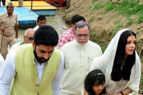 Aishwarya Rai, mort de son père : Cérémonie éprouvante avec sa fille et son mari