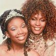 Whitney Houston et Brandy. 1992.