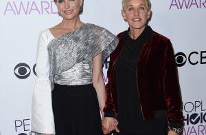 Ellen DeGeneres : 9 ans de mariage avec Portia de Rossi, photos et jolis mots...
