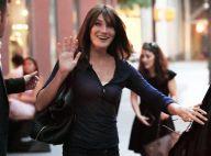 Carla Bruni-Sarkozy : Son ange Giulia cheveux au vent pour une tendre vidéo