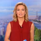 "Audrey Crespo-Mara : Sa robe ""pas très adaptée"" au JT selon Jean-Michel Aphatie"
