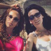 Marie Drucker : Vacances au soleil avec Sonia Rolland !
