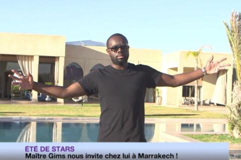 Maître Gims : Découvrez son incroyable villa de vacances à Marrakech