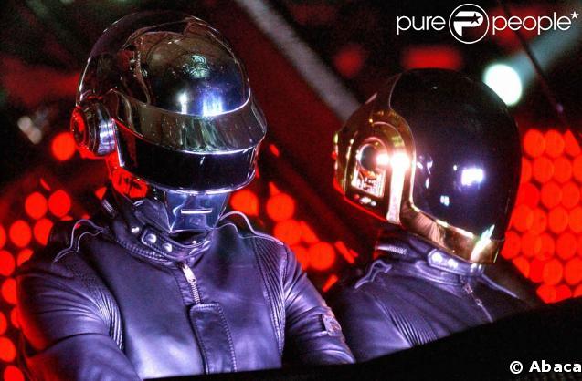 Les Daft Punk au coeur d'une énorme arnaque !