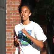 Malia Obama : Harcelée pour une photo, elle finit par céder...