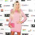 "Katie Price - People à la soirée ""The British LGBT Awards 2017"" à Londres le 12 mai 2017."