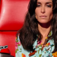"Jenifer - ""The Voice Kids"" saison 4. Sur TF1 le 2 septembre 2017."