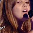 "Cassidy - ""The Voice Kids"" saison 4. Sur TF1 le 2 septembre 2017."