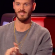 "M. Pokora - ""The Voice Kids"" saison 4. Sur TF1 le 2 septembre 2017."