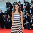 Isabeli Fontana - Première du film Downsizing lors de la cérémonie d'ouverture du 74e festival de Venise le 30 aout 2017.