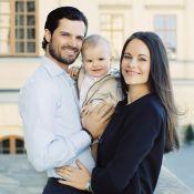 Carl Philip et Sofia de Suède parents : La princesse a accouché d'un 2e enfant