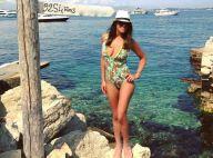 Karine Ferri : Sensuelle les jambes à l'air, elle fait sensation sur Instagram !