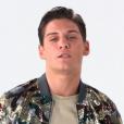 """Bryan, candidat de """"Secret Story 11"""" (TF1 et NT1)."""