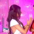 """Laura entre dans la Maison de """"Secret Story 11"""" (TF1 et NT1) après que sa meilleure amie Marie se soit sacrifiée pour elle."""