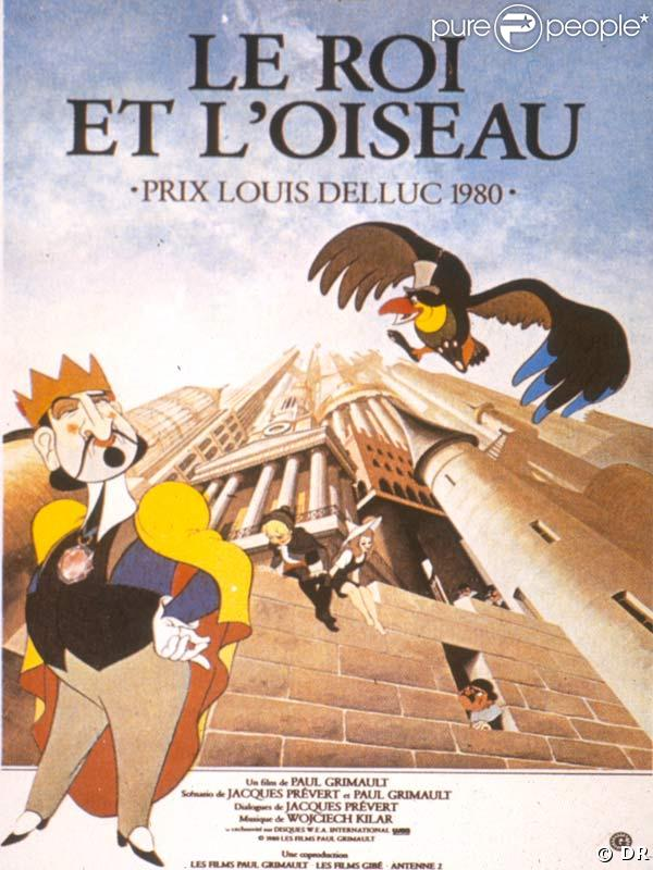 Le Roi et l'Oiseau de Paul Grimault (1980)