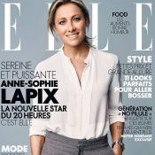 """Anne-Sophie Lapix élève ses enfants au """"chantage"""" : """"Il n'y a que ça qui marche"""""""