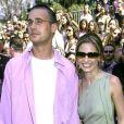 Freddie Prinze Jr. et Sarah Michelle Gellar aux Teen Choice Awards 2001
