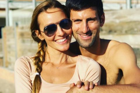 Novak Djokovic papa pour la 2e fois : Jelena a accouché d'une petite fille