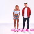 """Charlène et Benoît entrent en couple dans le Campus de """"Secret Story 11"""" (TF1 et NT1)."""