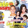 """Magazine """"Télé Loisirs"""" en kiosques le 4 septembre 2017."""