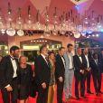 Présentation du film La Mélodie avec Kad Merad lors du Festival international du film de Venise le 2 septembre 2017