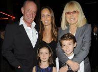 """Mireille Darc et les enfants de son mari : """"Elle s'est intégrée avec douceur"""""""