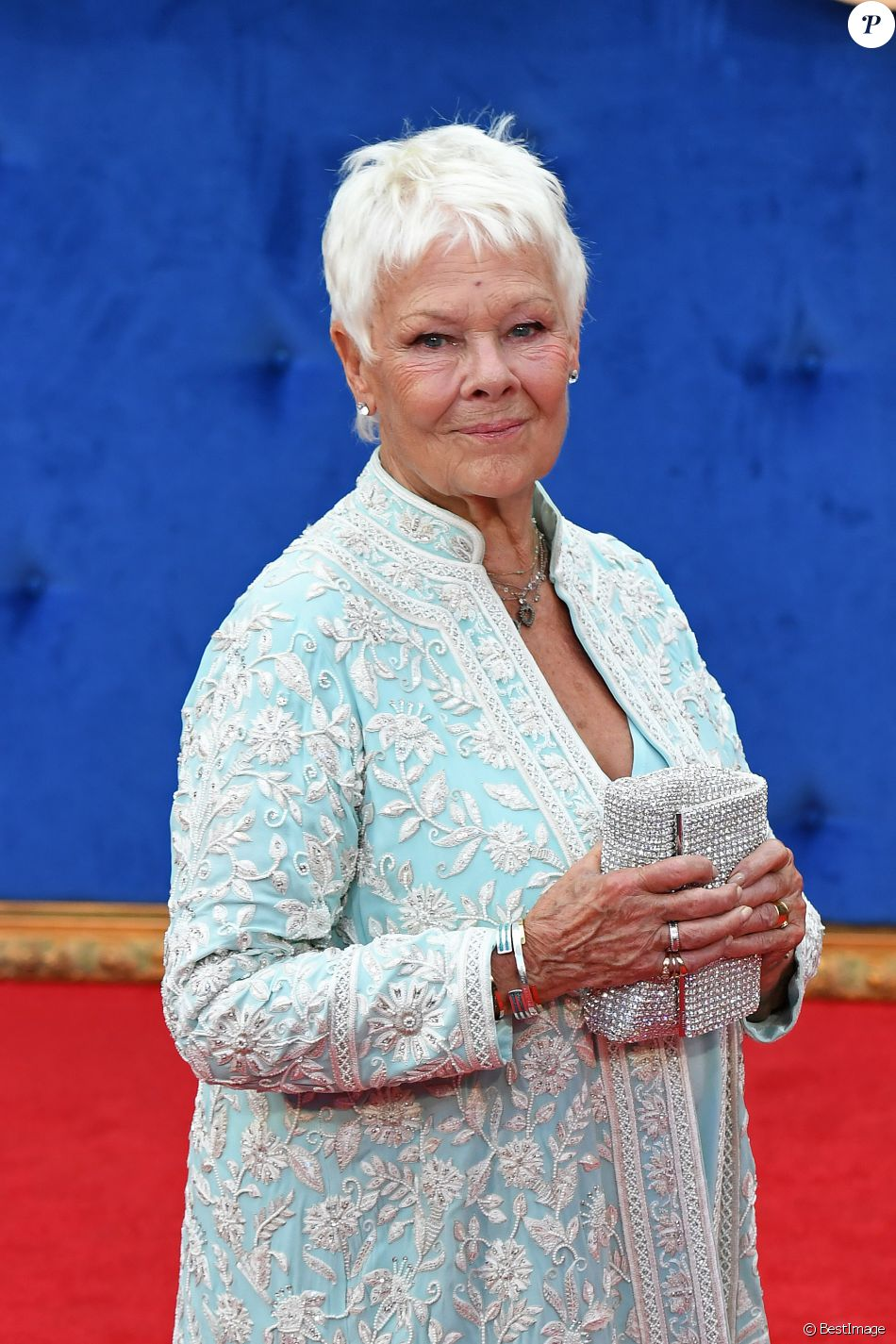 "Judi Dench - Première du film ""Victoria & Abdul "" à Londres le 5 septembre 2017.  Victoria & Abdul UK Film Premiere at the Odeon, Leicester Square, London on september 5, 2017.05/09/2017 - Londres"