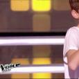 Yann, Dylan & Aurélien et Alfred (Anagram) dans The Voice Kids 4, le 16 septembre 2017 sur TF1.