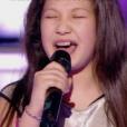 Lyn, Célia et Leeloo dans The Voice Kids 4, le 16 septembre 2°17 sur TF1.