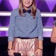 """Ilyana, Christina et Morgane dans """"The Voice Kids 4"""" le 16 septembre sur TF1."""