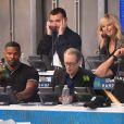 Jamie Foxx, Sam Smith, Steve Buscemi, Malin Akerman, Bruce Willis au téléthon Hand in Hand organisé au profit des victimes des ouragans Harvey et Irma le 12 septembre 2017