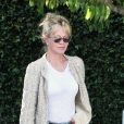 Melanie Griffith est allée faire du shopping chez Fred Segal à Los Angeles, le 10 avril 2017