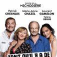 Tant qu'il y a de l'amour, à La Michodière à Paris