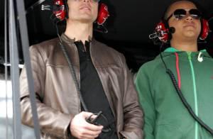 Tom Cruise retrouve son fils de 13 ans, Connor... et adopte le look